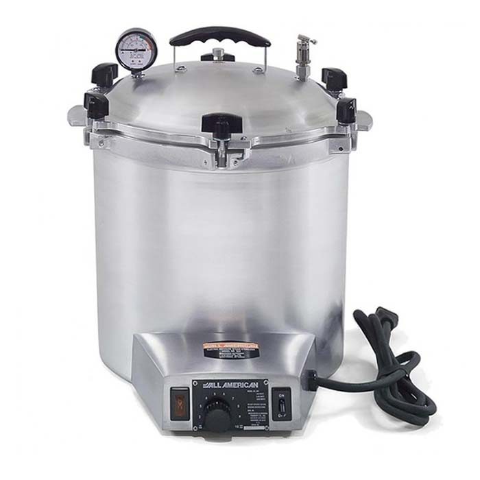 All American Autoclave Machine  main product image