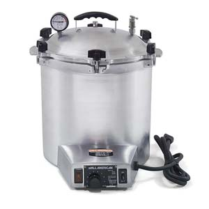 All American Autoclave Machine product image