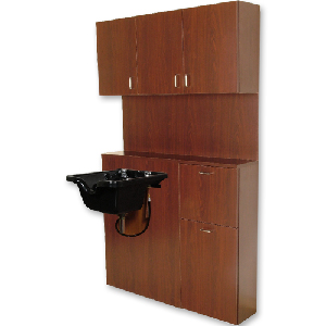 Salon & Barber Shampoo Bulkhead Wet Station product image