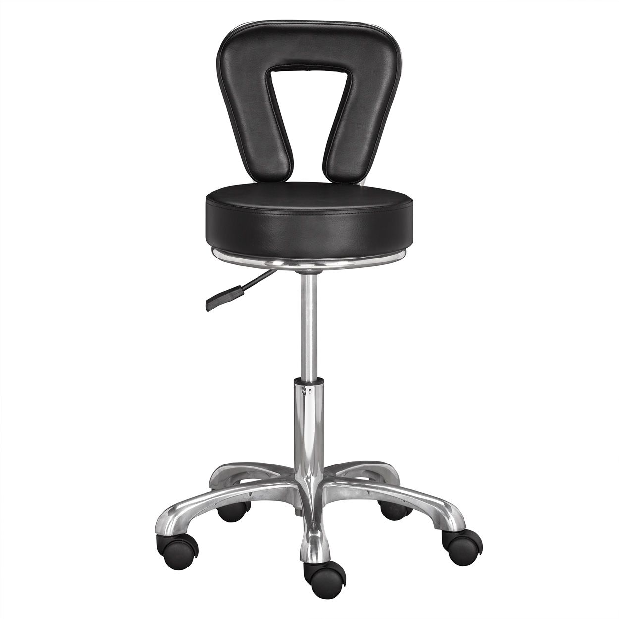 Black Nile Manicure Technician Stool alternative product image 2