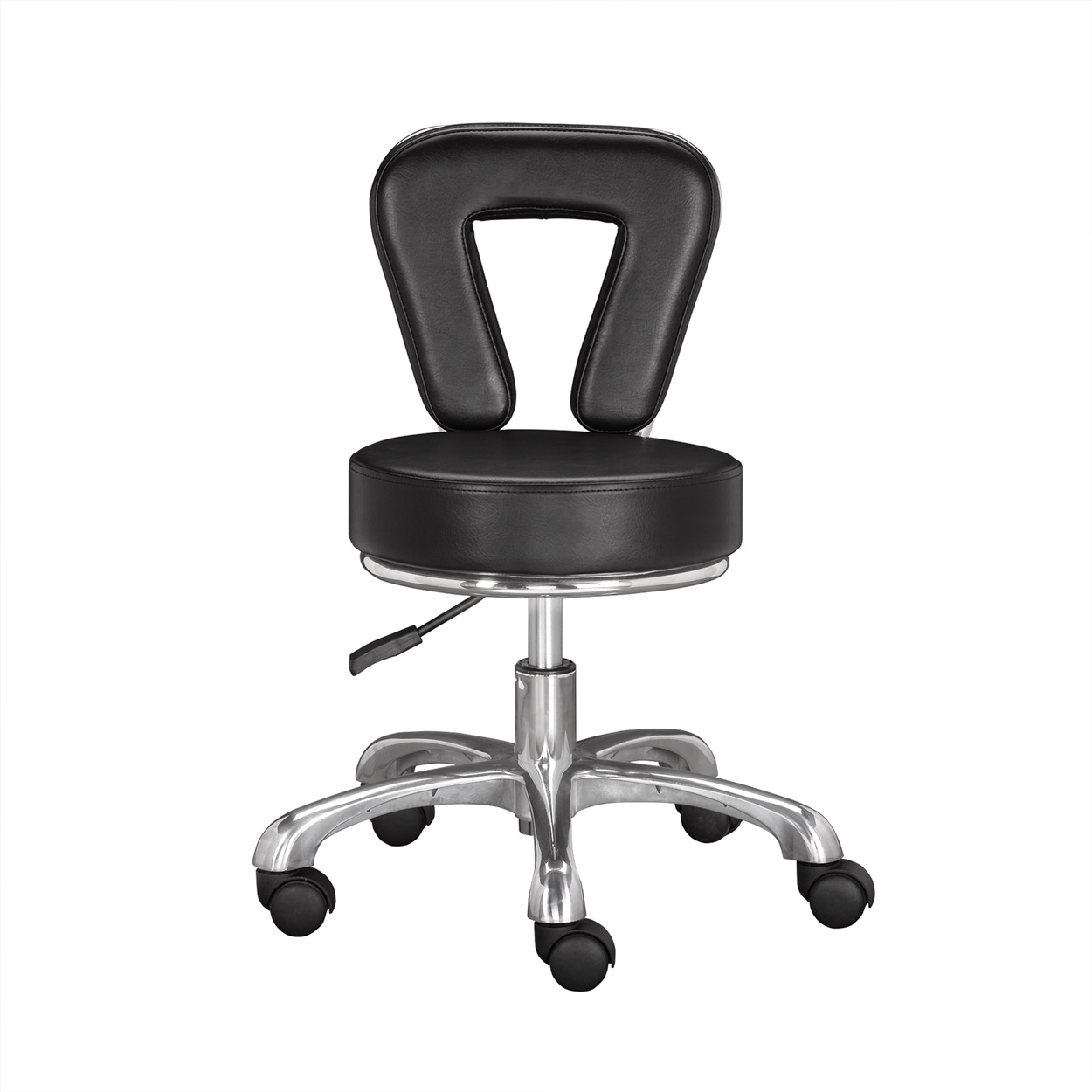 Black Nile Pedicure Technician Stool alternative product image 2