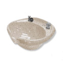 Marble Products Granite-Look Bowl with Dial-Flo product image