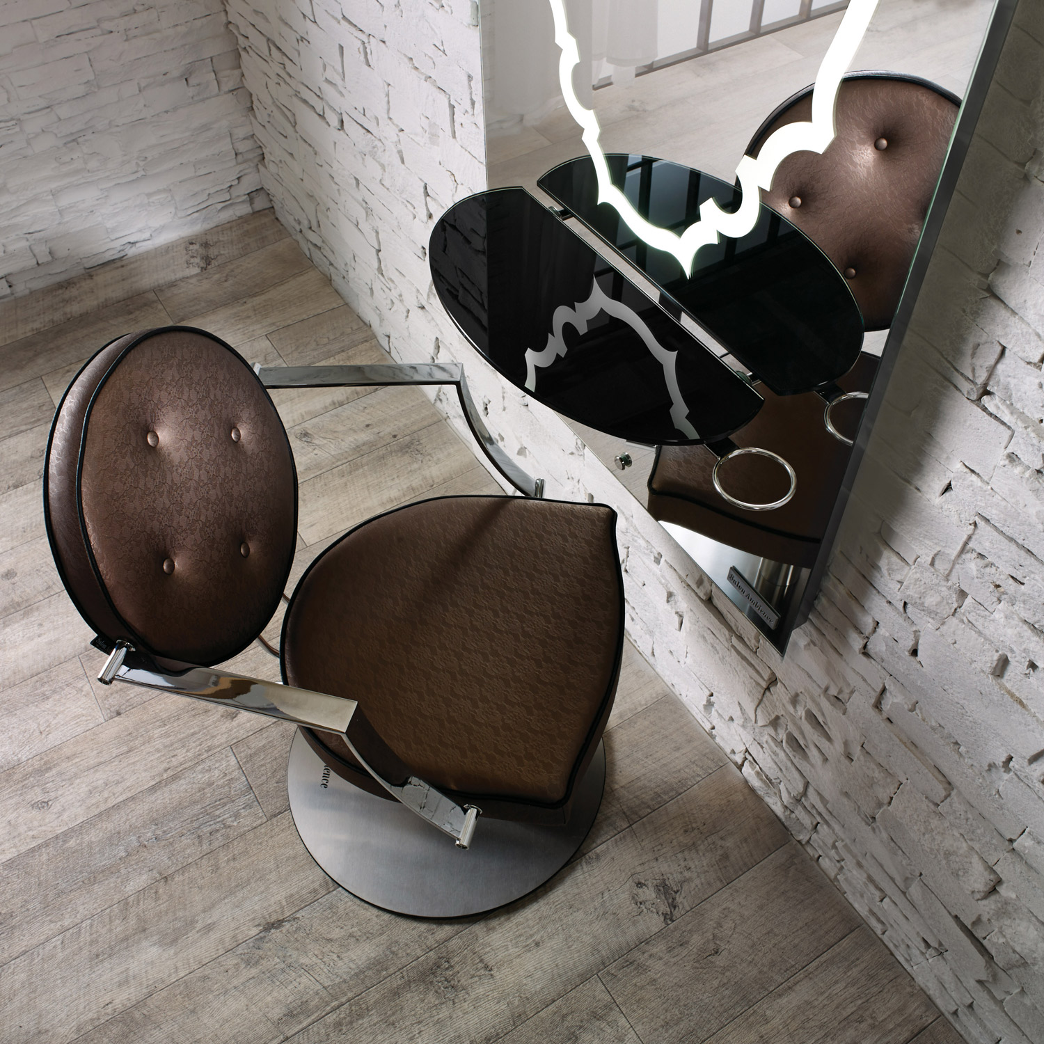Camille Beauty Salon Chair by Salon Ambience alternative product image 9