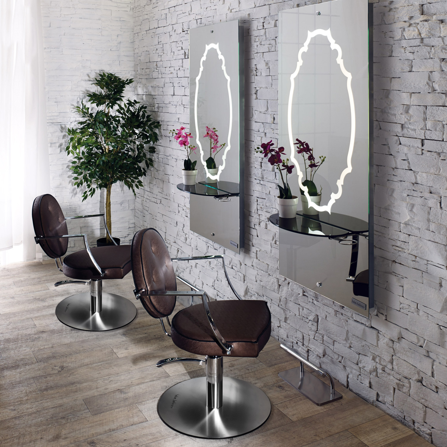 Camille Beauty Salon Chair by Salon Ambience alternative product image 3