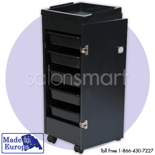 Denmark Locking Cart with 360º Hinges  main product image