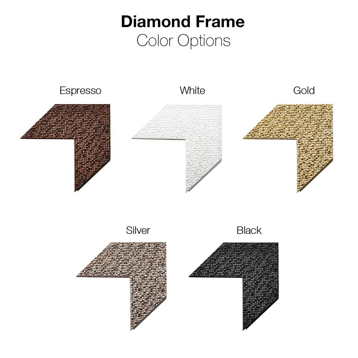 Diamond Framed Mirror Styling Station On Base alternative product image 4