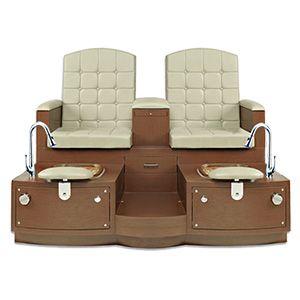 Gulfstream Paris Pedicure Bench product image