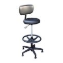 Black Make-Up Chair (25-30 in.) product image