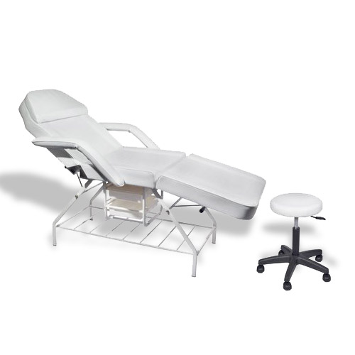 Premium Facial Bed with Trays & Stool - Combo alternative product image 1