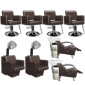 Havana Basics Brown Collection - Four Stations product image