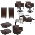 Havana Essentials Brown Collection - Two Stations product image