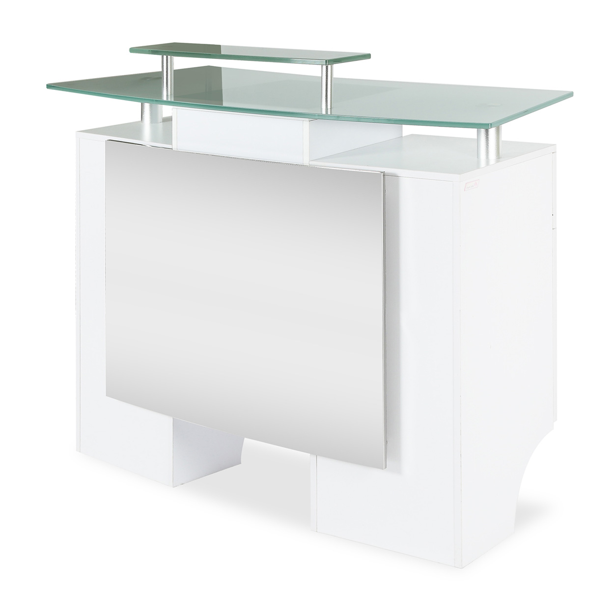 Glass Top Reception Desk alternative product image 1