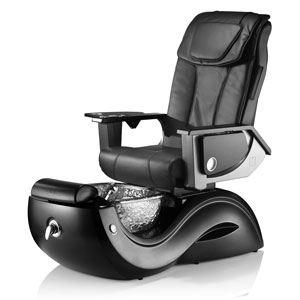 Lenox GX Pedicure Spa Chair with Massage & Glass Bowl product image