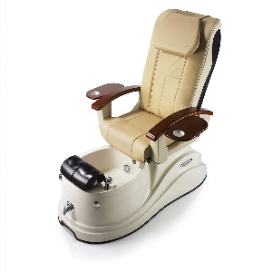 J & A Pacific MX Pipeless Whirlpool Pedicure Spa Chair product image