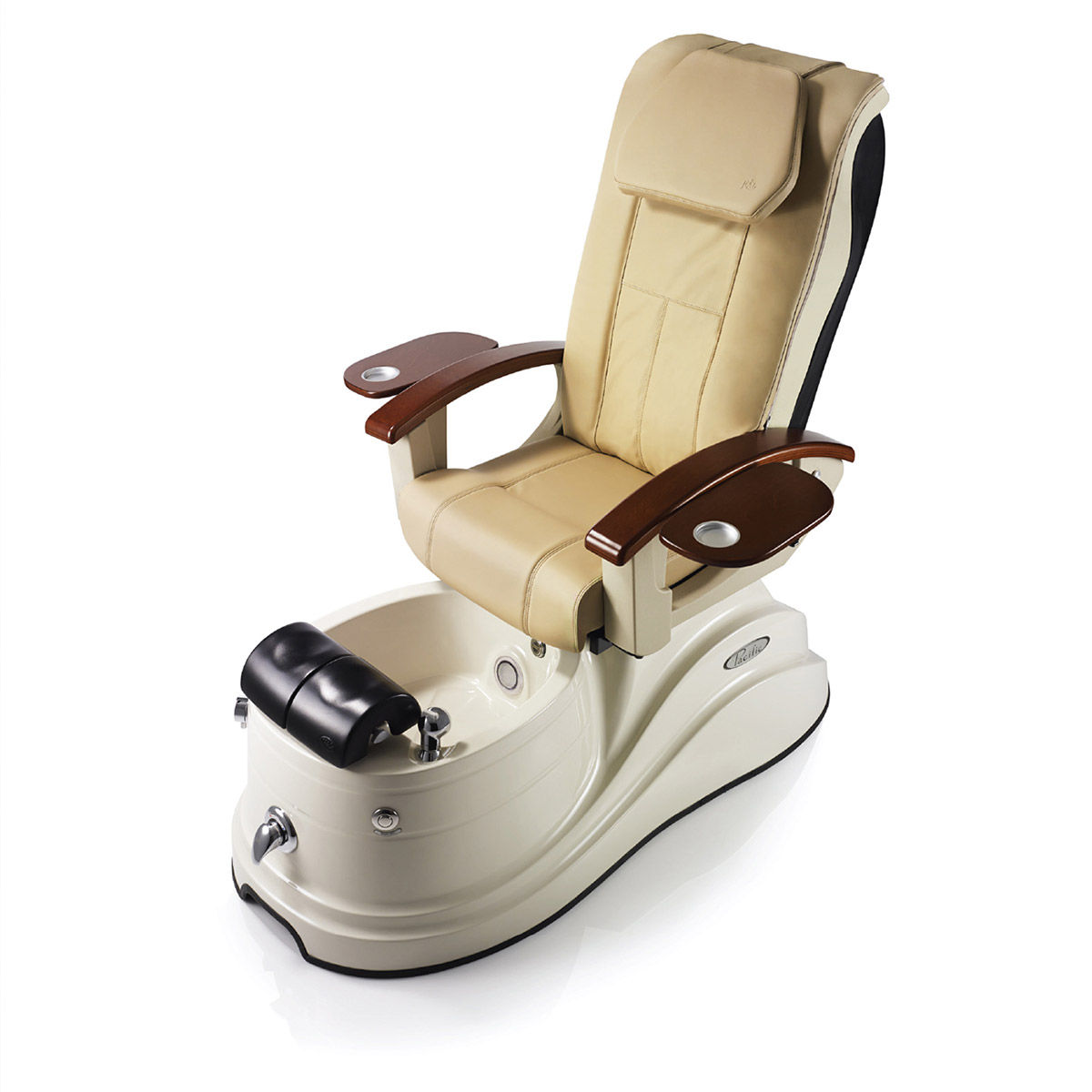 J & A Pacific MX Pipeless Whirlpool Pedicure Spa Chair  main product image