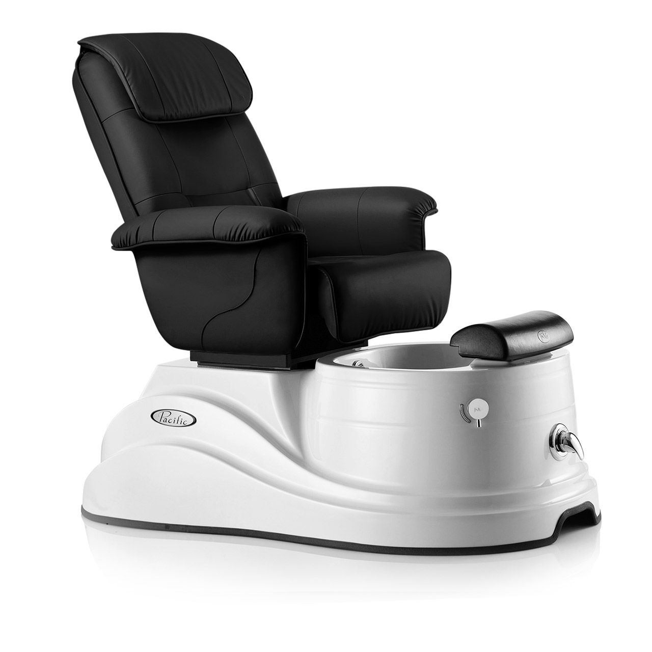 Black 2 Pacific DS Pedicure Chair Package & Manicure Station alternative product image 1