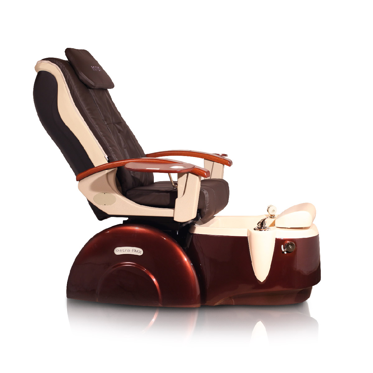 J & A Petra RMX Pipeless Whirlpool Pedicure Spa Chair  main product image