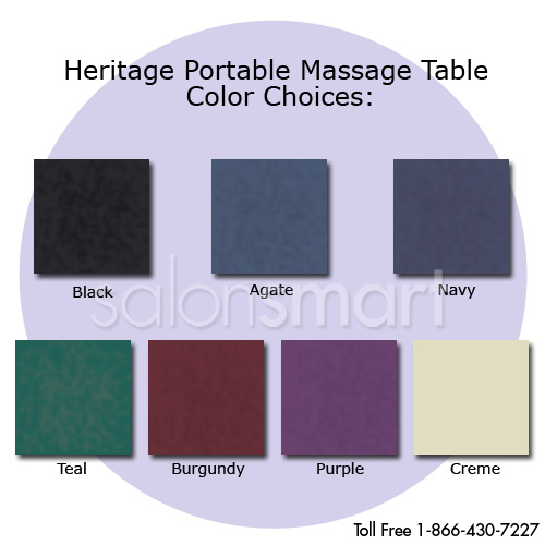 Heritage Portable Massage Table alternative product image 2
