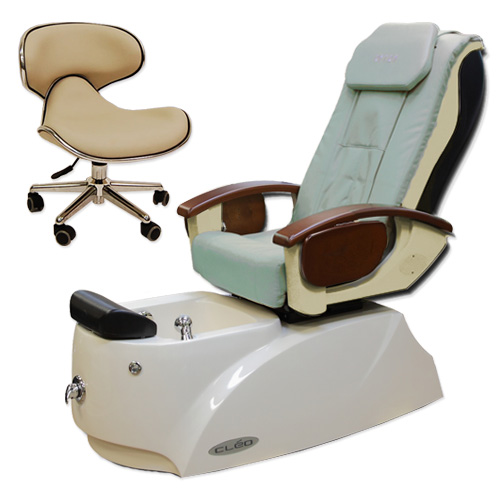 Cleo RMX Pedicure Spa Chair alternative product image 2