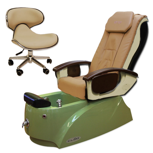 Cleo RMX Pedicure Spa Chair alternative product image 3