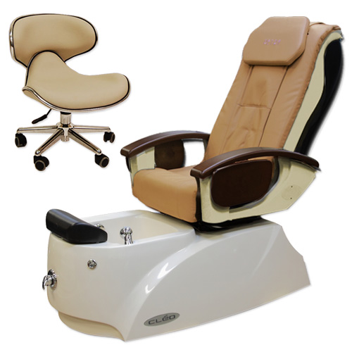 Cleo RMX Pedicure Spa Chair alternative product image 5