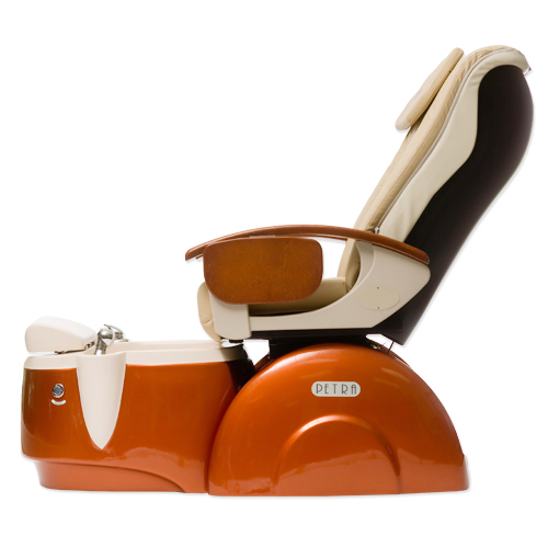 J & A Petra RMX Pipeless Whirlpool Pedicure Spa Chair alternative product image 1