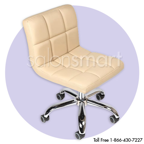 J&A Cookie Technician Pedicure Stool  main product image