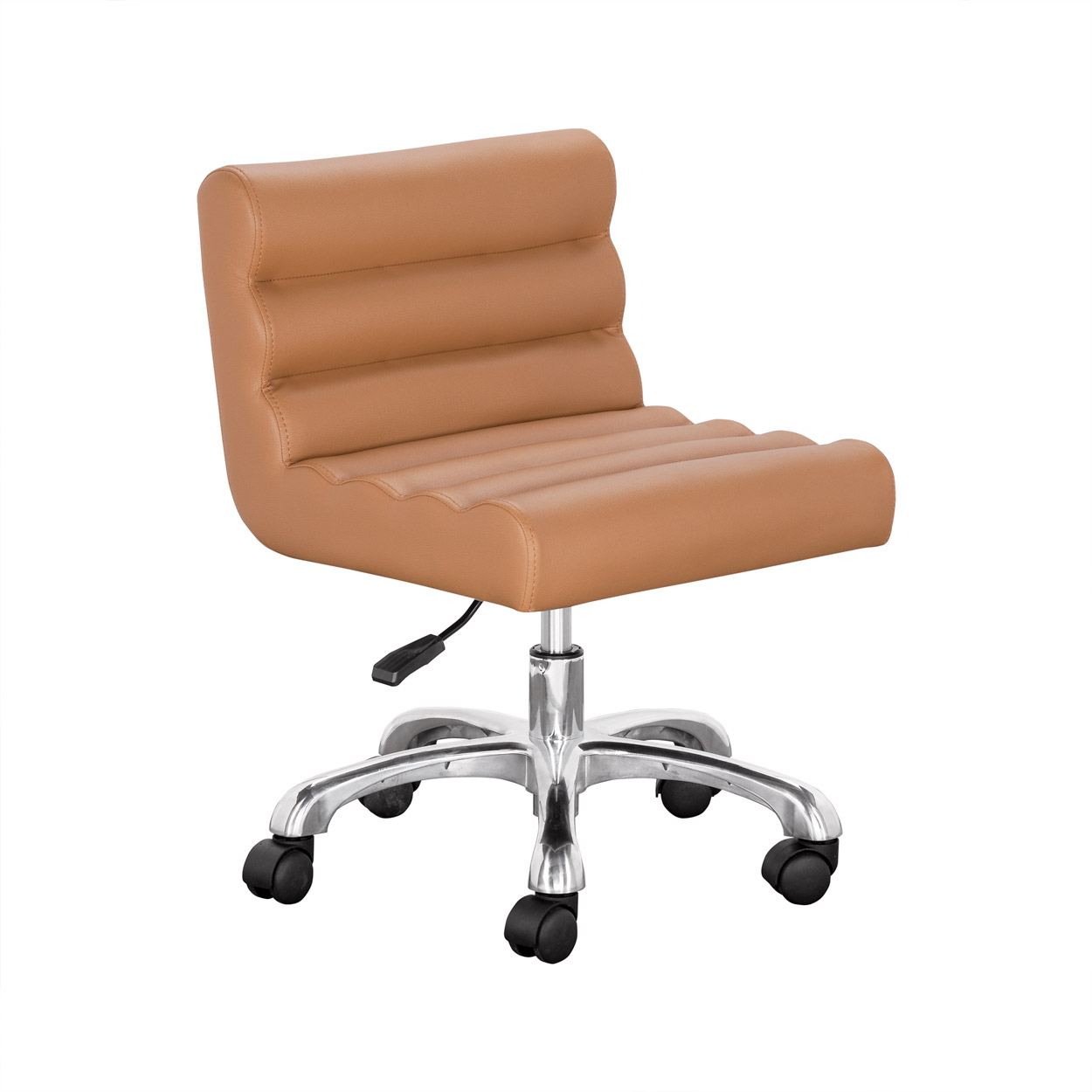 Plush Pedicure Stool alternative product image 3