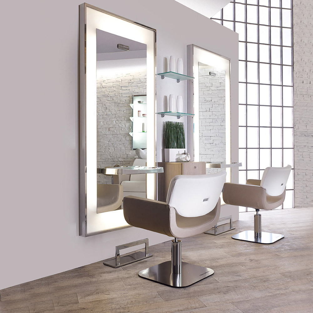Quadro Hair Salon Chair by Salon Ambience alternative product image 8