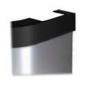Daniela Reception Desk Monitor Cut-Out Option product image
