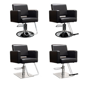 Havana Styling Chair in Black alternative product image 4