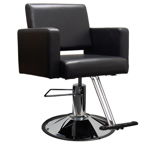 Havana Styling Chair in Black alternative product image 2