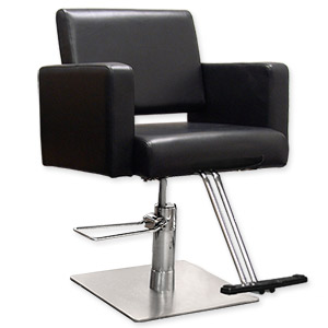 Havana Styling Chair in Black product image