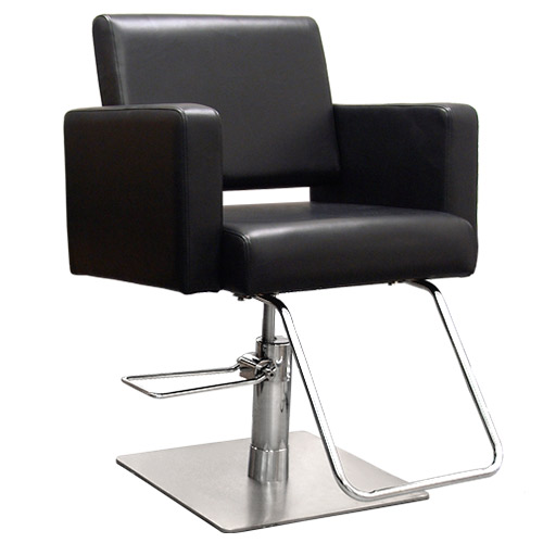 Havana Styling Chair in Black alternative product image 1
