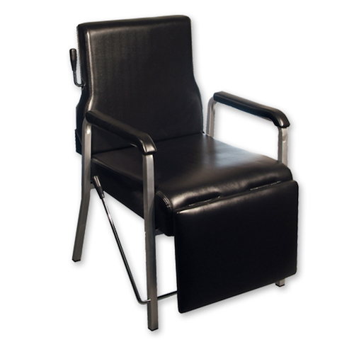 Manual Recline Shampoo Chair with Leg Lifts  main product image