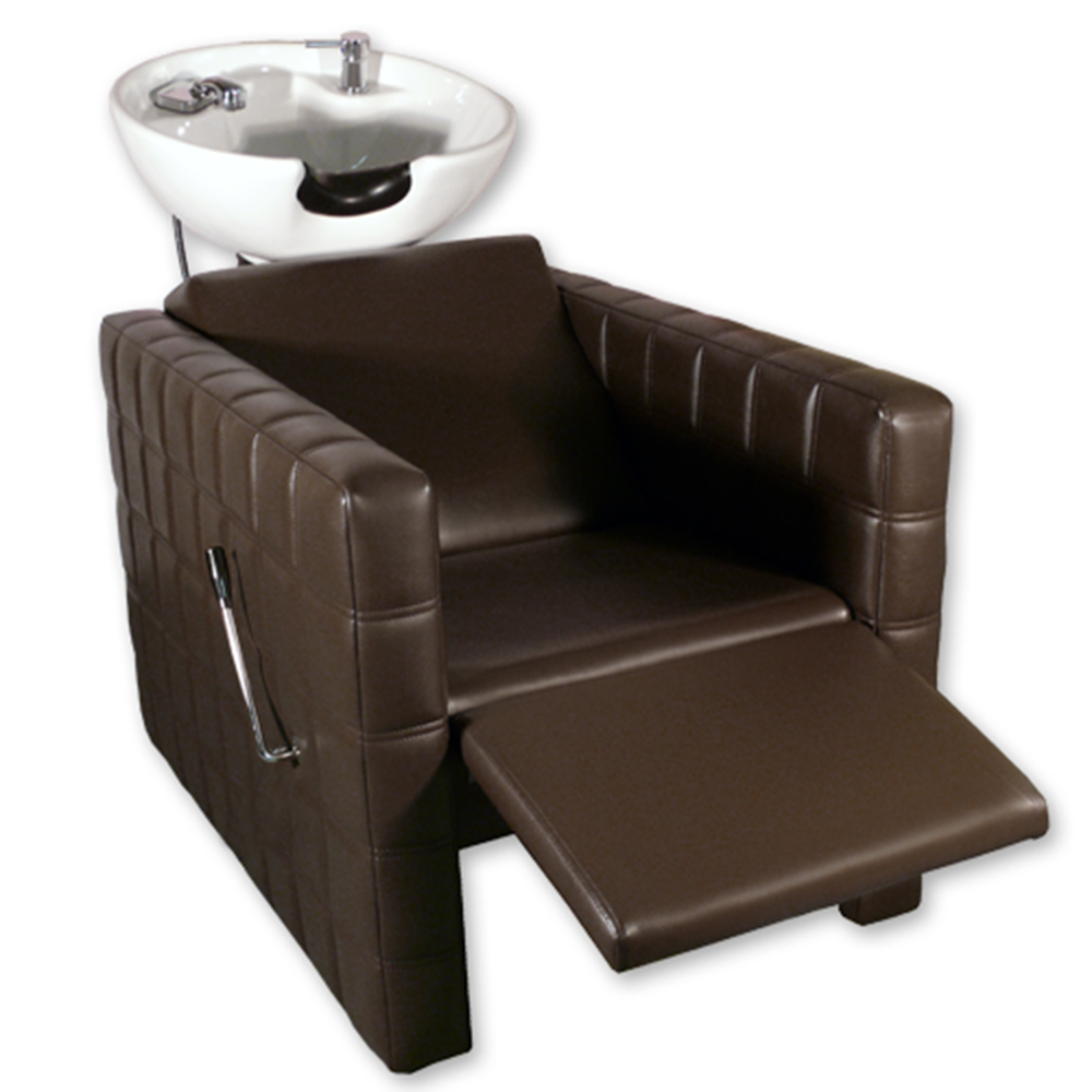 Chelsea Quilted  Shampoo Unit in Brown alternative product image 1