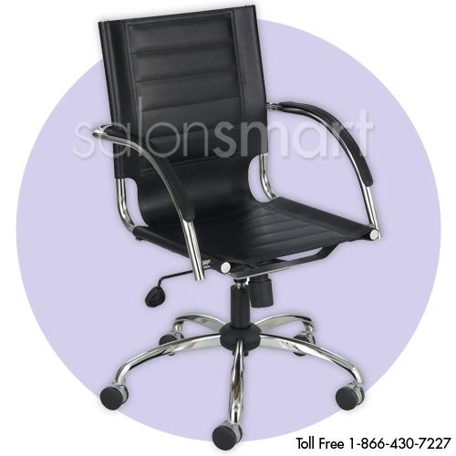 Manicure Chair Client Tech Fling