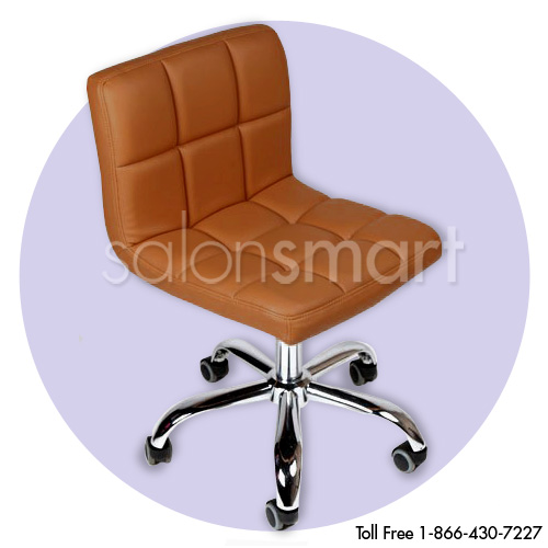 J&A Cookie Technician/Client Manicure Stool alternative product image 3