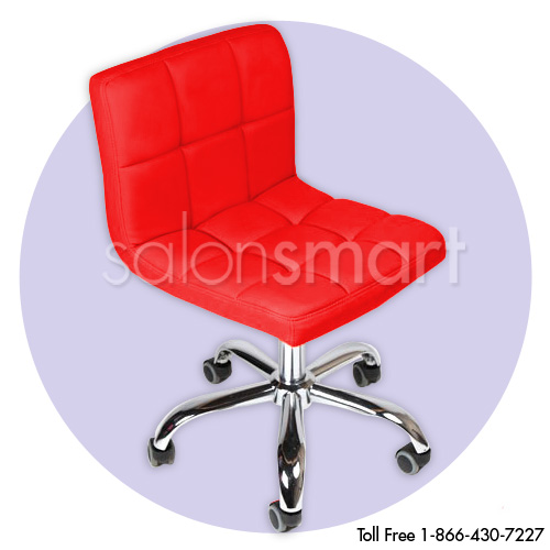 J&A Cookie Technician/Client Manicure Stool alternative product image 1