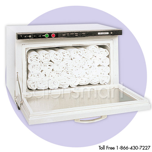 Hot-Towel Cabinet with UV Sterilization alternative product image 1