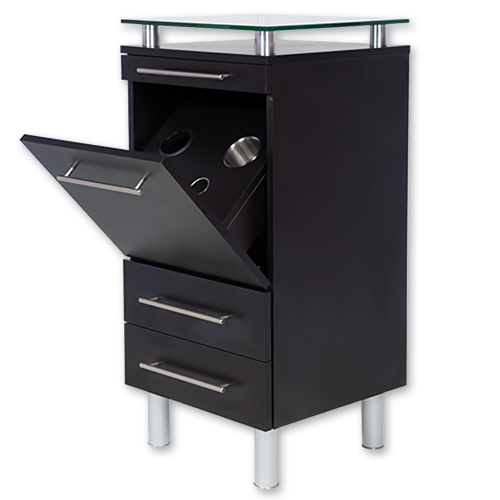 Black Amy Station with Tilt-Out Tool Drawer alternative product image 2