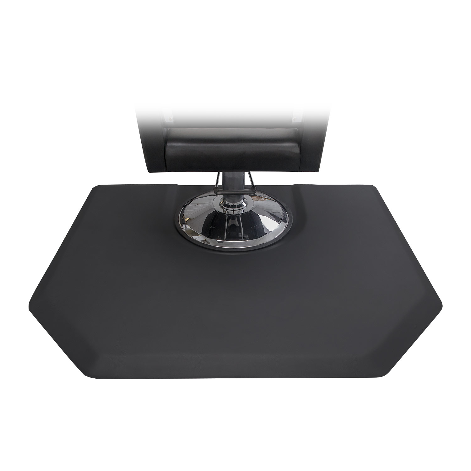 Hexagon 4x5 Salon Anti-Fatigue Mat Round Impression alternative product image 4
