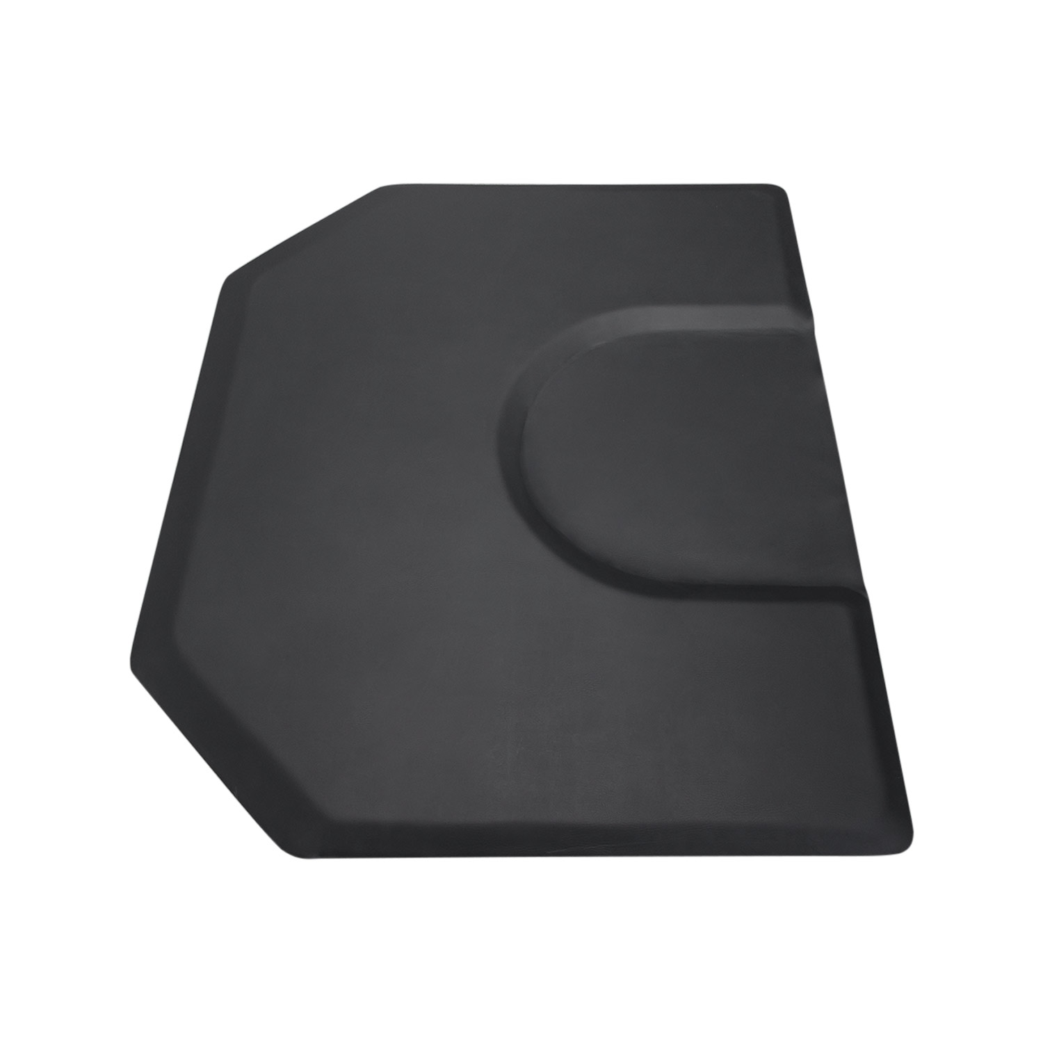 Hexagon 4x5 Salon Anti-Fatigue Mat Round Impression alternative product image 1