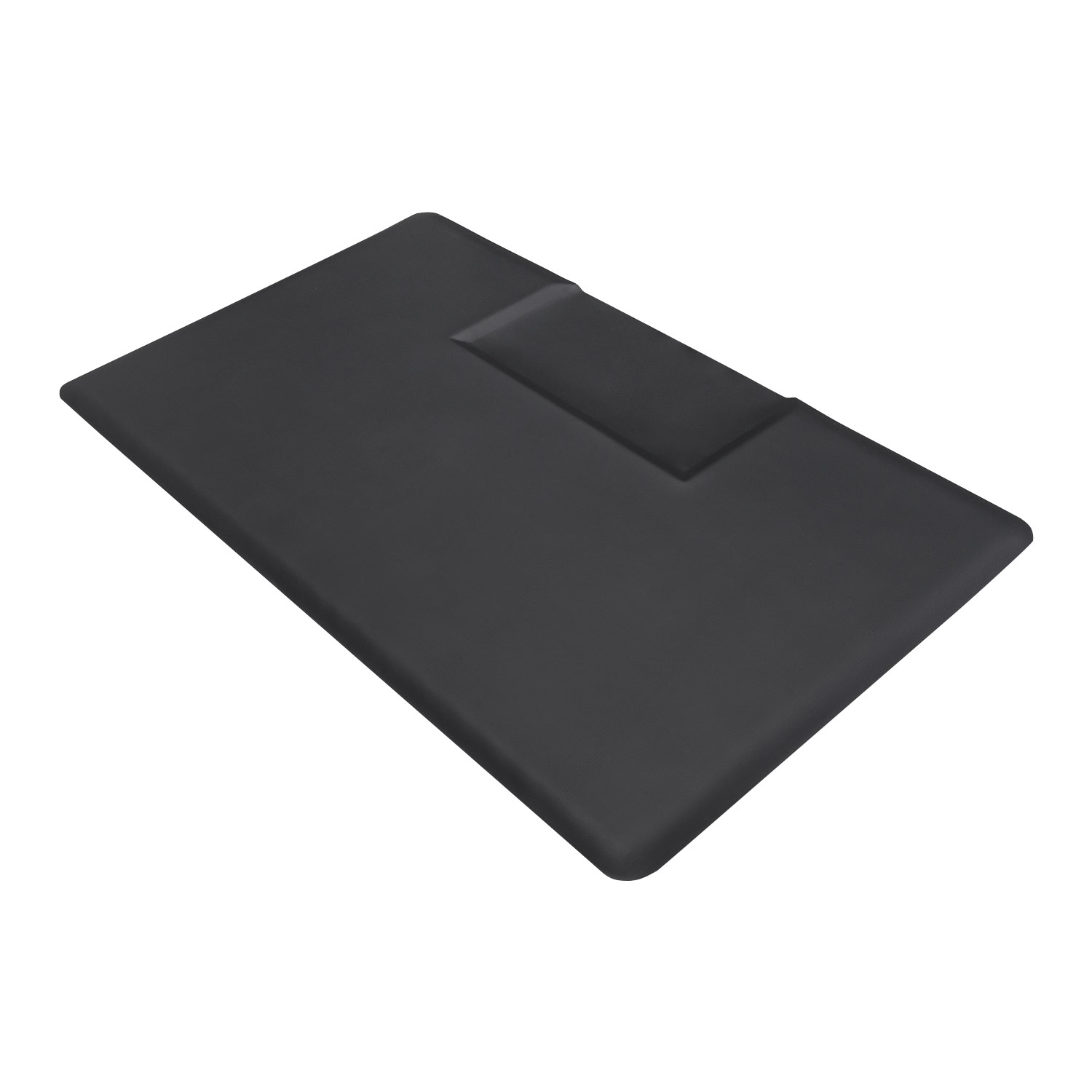 Rectangular 3x5 Anti-Fatigue Salon Chair Mat With Square Impression  main product image