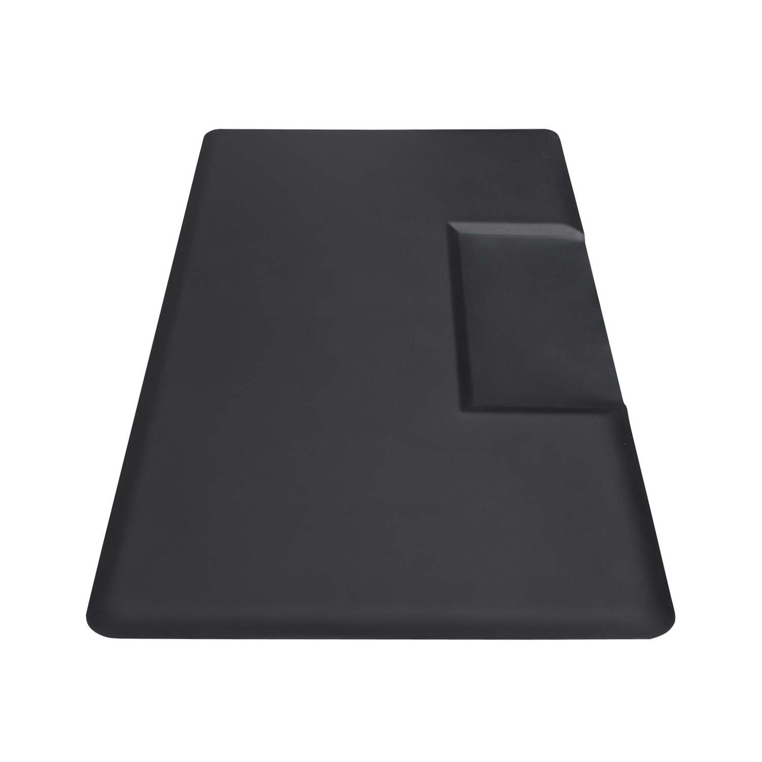 Rectangular 3x5 Anti-Fatigue Salon Chair Mat With Square Impression alternative product image 1