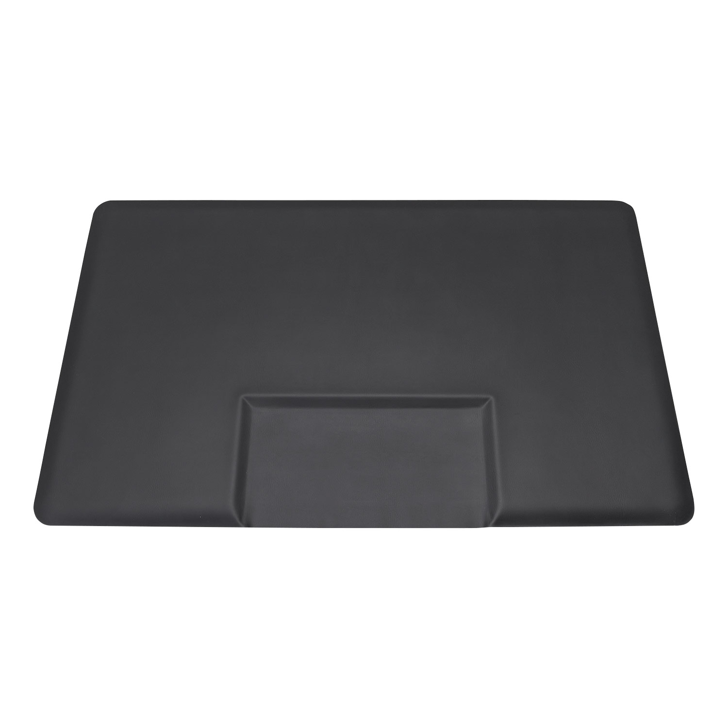 Rectangular 3x5 Anti-Fatigue Salon Chair Mat With Square Impression alternative product image 2