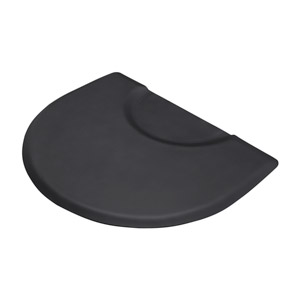 Semicircle 3x4 Anti-Fatigue Salon Floor Mat product image