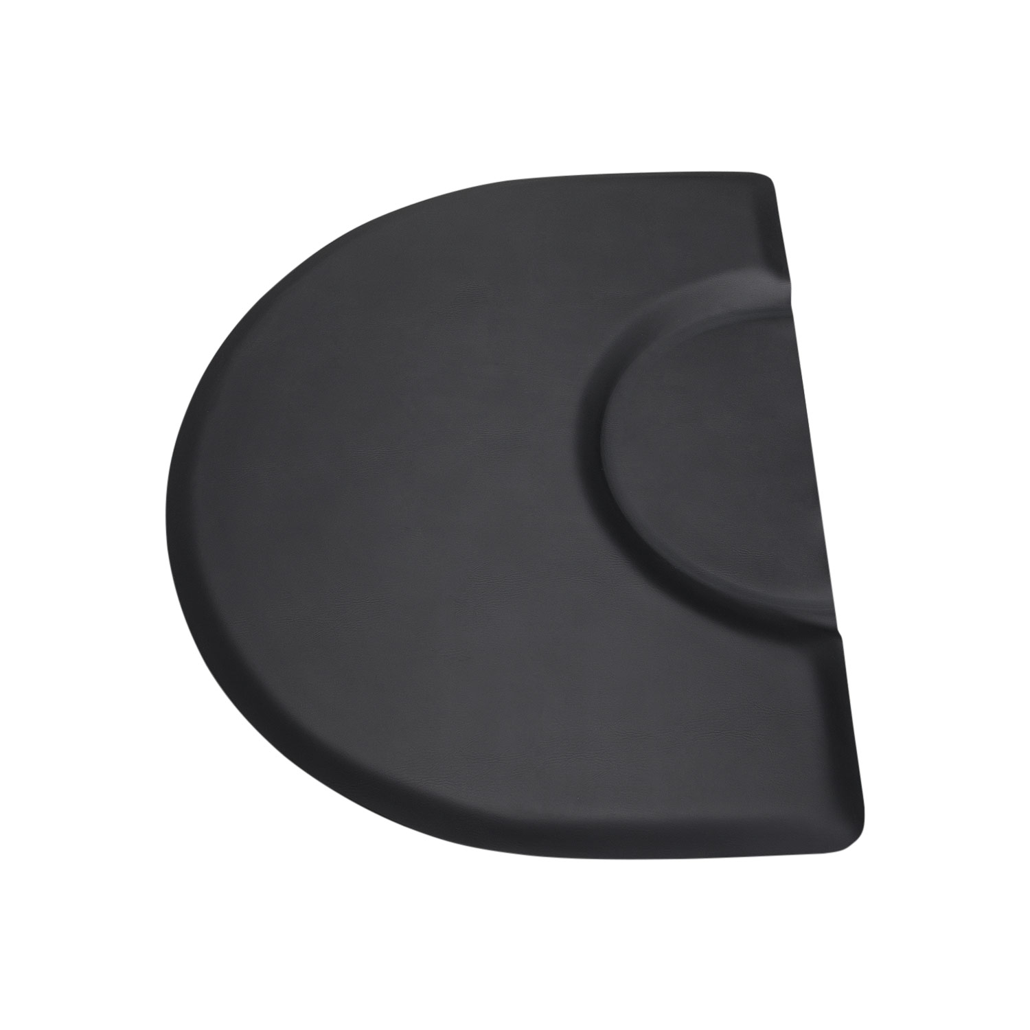 Semicircle 3x4 Anti-Fatigue Salon Floor Mat alternative product image 1