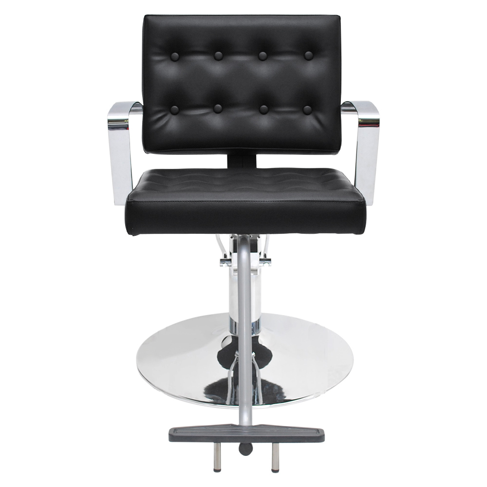 Arlene Salon Styling Chair with Italian Chrome Arms alternative product image 1