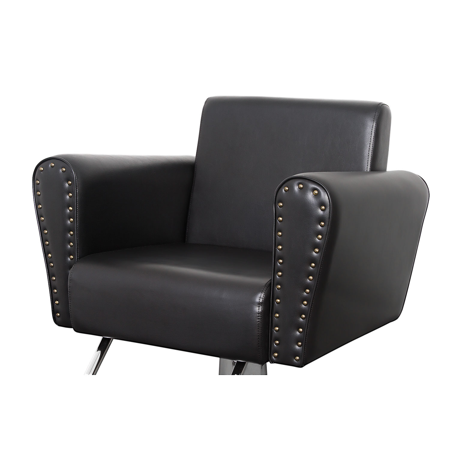 Avalon Squared Styling Chair With Nailhead Trim alternative product image 3